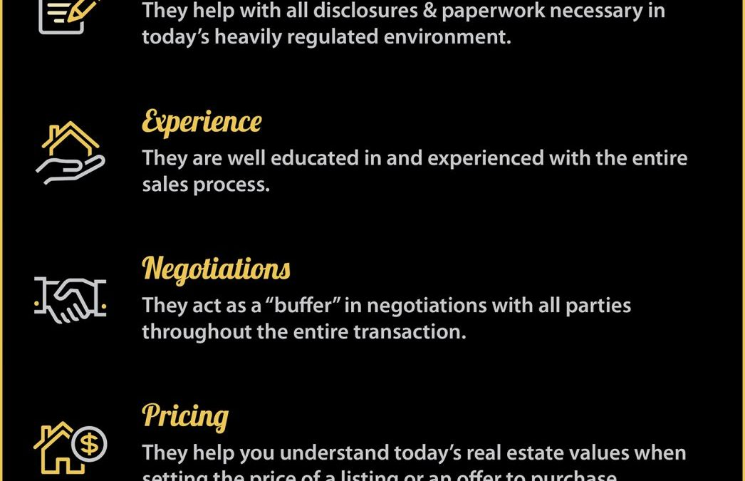 Buying or Selling in 2018? 5 Reasons to Resolve to Hire a Pro [INFOGRAPHIC]