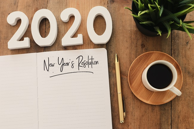 MAKE YOUR NEW YEAR RESOLUTIONS STICK!