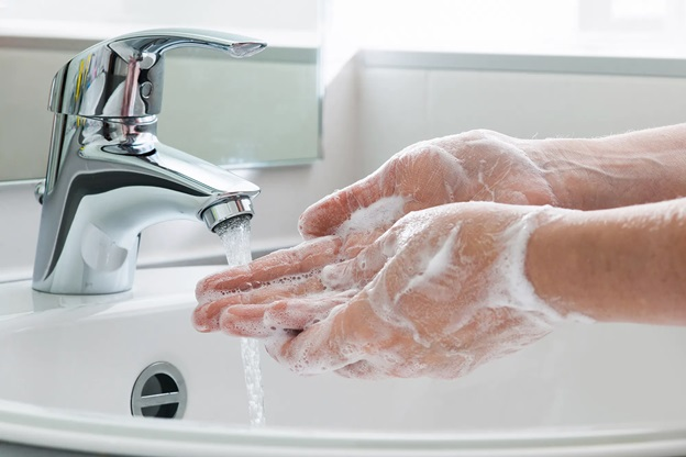 COVID-19 HOME CLEANING TIPS